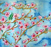 AN ODE TO SPRING by jyoti kumar