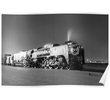 Union Pacific 8444 (c) Poster