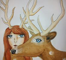 You are deer to me by AliHarmonyB