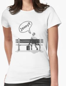 Jenny? Womens Fitted T-Shirt