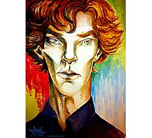 Sherlock: A Study in Colour Photographic Print
