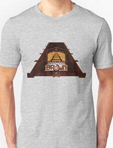 VINTAGE AMERICAN BROWN BEER. T-Shirt