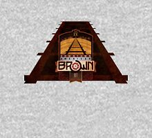 VINTAGE AMERICAN BROWN BEER. Unisex T-Shirt