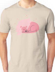 Sleeping Lion Unisex T-Shirt