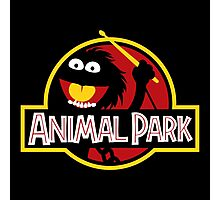Animal Park Photographic Print