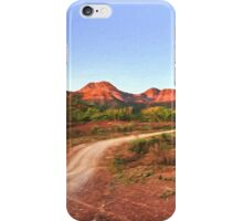Outback Track (VG) iPhone Case/Skin