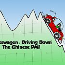 Farfegnuggen VW rolling down hill by Binary-Options