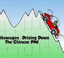 Farfegnuggen VW rolling down hill by Binary-Options