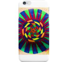 Glowing Ribbon Blossoms  iPhone Case/Skin