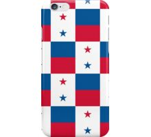 Smartphone Case - Flag of Panama - Patchwork iPhone Case/Skin