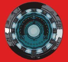 Iron man Arc reactor. by Jessica Latham