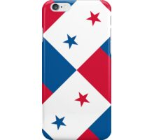 Smartphone Case - Flag of Panama - Diagonal iPhone Case/Skin