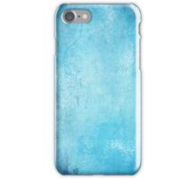Gritty Blue iPhone Case/Skin