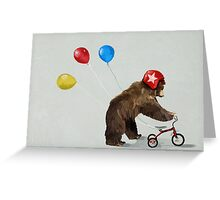 My first bike Greeting Card