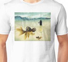 Lens eyed fish idea Unisex T-Shirt