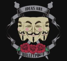 IDEAS ARE BULLETPROOF by superedu