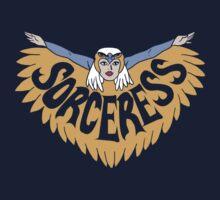 Sorceress by wytrab8