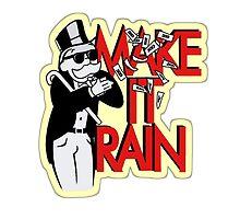 Making It Rain by ikillwithnostyl