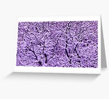 Branches V Greeting Card