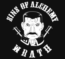 Sins of Alchemy - Wrath by LittleKenny