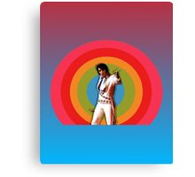 ELVIS. Canvas Print