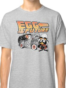 Egg To The Future Classic T-Shirt