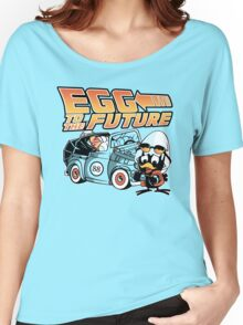Egg To The Future Women's Relaxed Fit T-Shirt