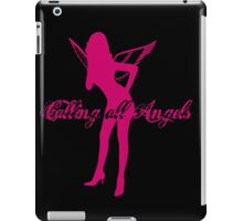 Calling All Angels 2 iPad Case/Skin