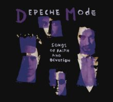 Depeche Mode Songs Of Faith And Devotion by AimLamb