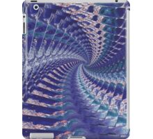 Purple Psych iPad Case/Skin