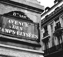 Paris by goldstreet