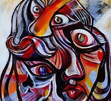 Queen of Hearts by Reynaldo