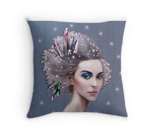 St. Vincent / Annie Clark Throw Pillow