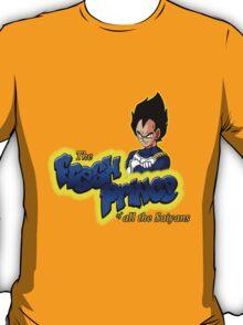 The Fresh Prince of all the Saiyans T-Shirt