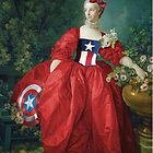 Captain America, 18th Century Style by costumewrangler