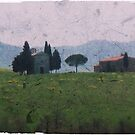 Val D'Orcia chapel 2 by modohunt