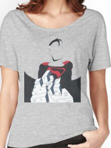 Superman Kingdom Come Women's Relaxed Fit T-Shirt