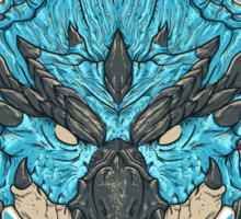 Hunting Club: Azure Rathalos Sticker