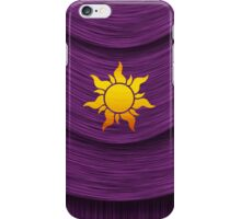 Tangled Kingdom Sun Emblem 2 iPhone Case/Skin