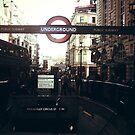 Going Underground by modohunt