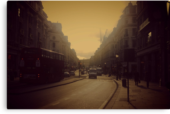 Oxford Street Haze by modohunt