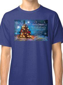christmas scene 1 Classic T-Shirt