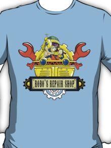 Robo Repair Shop T-Shirt