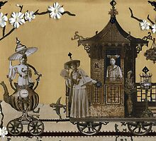 Mme. Oolong's Traveling Teahouse by WinonaCookie