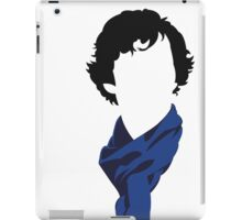 Holmes Blues iPad Case/Skin