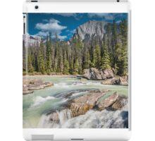 Natural Bridge, Yoho National Park iPad Case/Skin