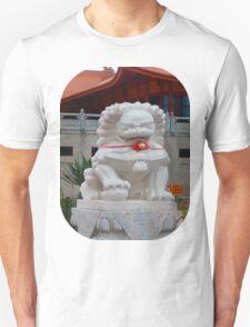 meditation and good fortune. Unisex T-Shirt