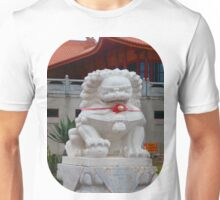 meditation and good fortune. Unisex T-Shirt