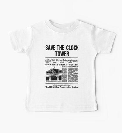 Save the Clocktower Baby Tee