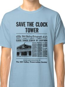 Save the Clocktower Classic T-Shirt